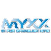 Logo of radio station MYXX FM