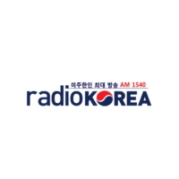 Logo of radio station KMPC - 라디오코리아