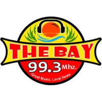Logo de la radio The Bay Fm 99.3 Mamburao