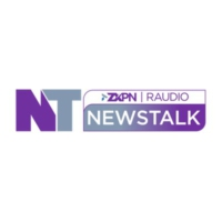 Logo of radio station ZXPN Radio Newstalk