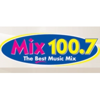 Logo of radio station WNMX Mix 100.7