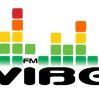 Logo of radio station VIBE FM RADIO