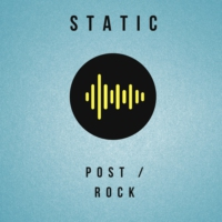 Logo de la radio Static: Post Rock
