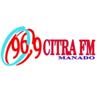 Logo of radio station Citra Manado