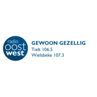 Logo de la radio Radio Oost West