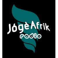 Logo of radio station JogeAfrik Radio