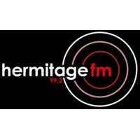 Logo of radio station Hermitage FM