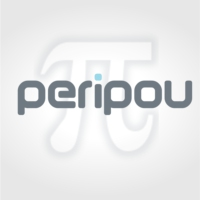 Logo of radio station PERIPOU web radio