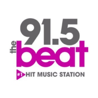 Logo de la radio 91.5 The Beat