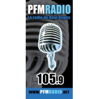 Logo of radio station PFM Radio