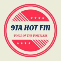 Logo de la radio 9ja hot fm
