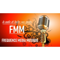 Logo of radio station Fréquence Média Musique - FMM