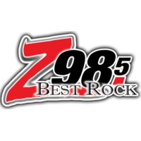 Logo of radio station WZLQ Z98.5 Best Rock
