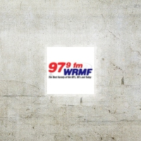 Logo of radio station WRMF