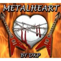 Logo of radio station MetalHeart
