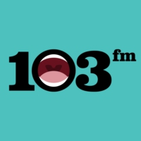Logo of radio station Radio 103FM