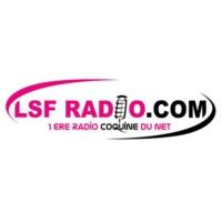 Logo of radio station LSF Radio