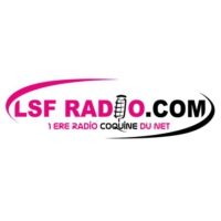 Logo of radio station LSF Radio