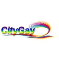 Logo of radio station CityGay