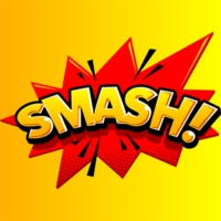 Logo of radio station Radio Smash Sevilla