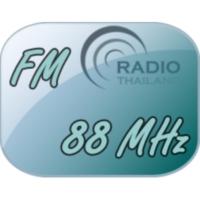 Logo of radio station สถานีวิทยุกระจายเสียงแห่งประเทศไทย FM 88 MHz