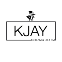 Logo of radio station KJAY 1430