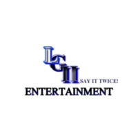 Logo of radio station Let's Get It In Entertainment