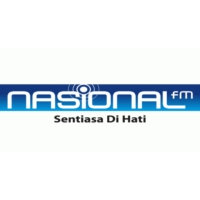Logo of radio station Radio Nasional