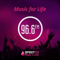 Logo de la radio Spirit Fm 96.6