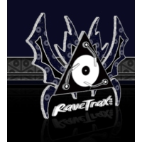 Logo of radio station RaveTrax