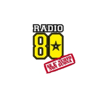 Logo of radio station Radio80