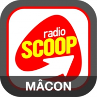 Logo of radio station Radio SCOOP - Mâcon