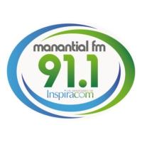 Logo of radio station KVER Manantial FM 91.1