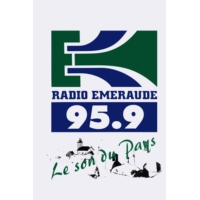 Logo of radio station Radio Emeraude 95.9