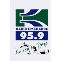 Logo de la radio Radio Emeraude 95.9