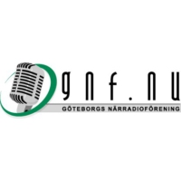 Logo of radio station Goteborgs Narradioforening