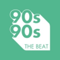 Logo of radio station 90s90s BEAT