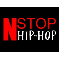 Logo of radio station NSTOP HIPHOP