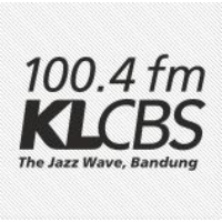 Logo of radio station KLCBS 100.4 fm