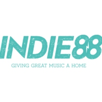 Logo of radio station Indie88