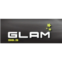 Logo of radio station Glam Radio