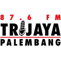 Logo of radio station Trijaya FM Palembang
