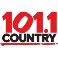 Logo de la radio CKBY-FM Country 101.1
