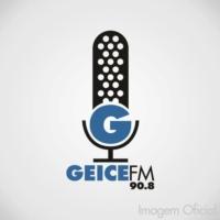 Logo de la radio Rádio Geice FM