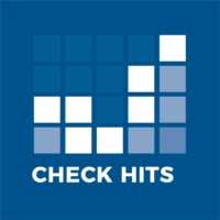 Logo of radio station Check Hits