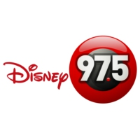 Logo of radio station Radio Disney 97.5 León