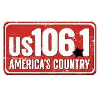 Logo of radio station WUSH US 106.1