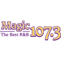 Logo of radio station WMGL Magic 107.3