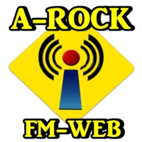 Logo of radio station A ROCK-FM-WEB