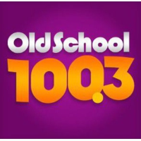 Logo of radio station Old School 100.3